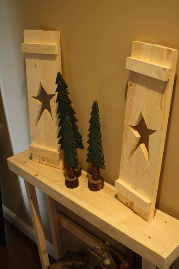 A Fun Do It Yourself Natural Wood Project By