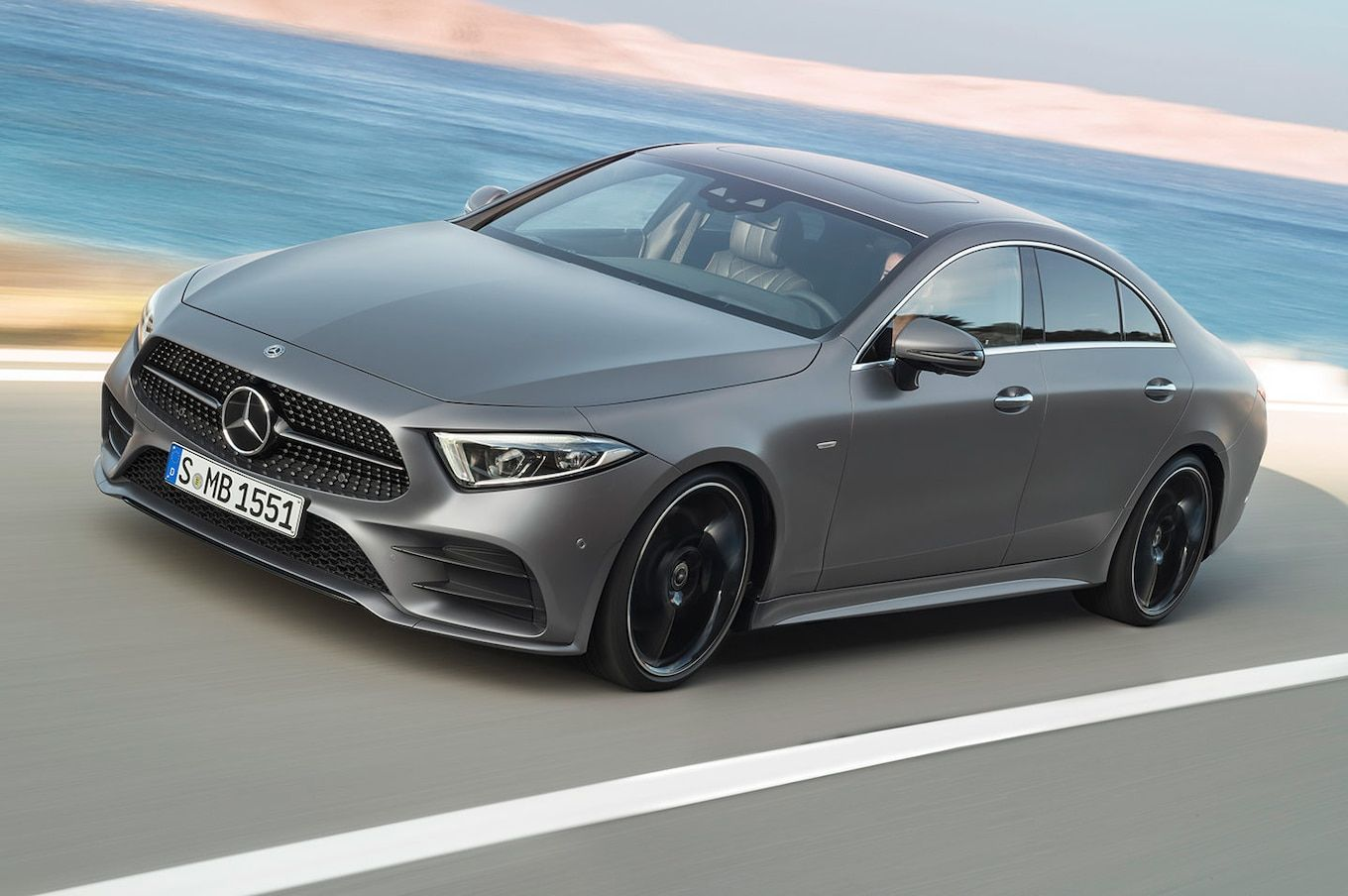 The 2019 Mercedes Benz Cls400 Specs And Review Mercedes Cls