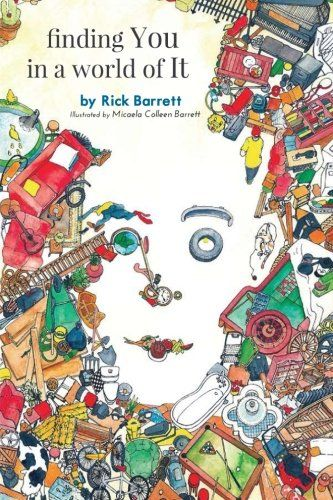 finding You in a world of It by Rick Barrett. An excellent, humorous, and easy to read guide to living in wholeness, with presence, fully participating in life. Read it!