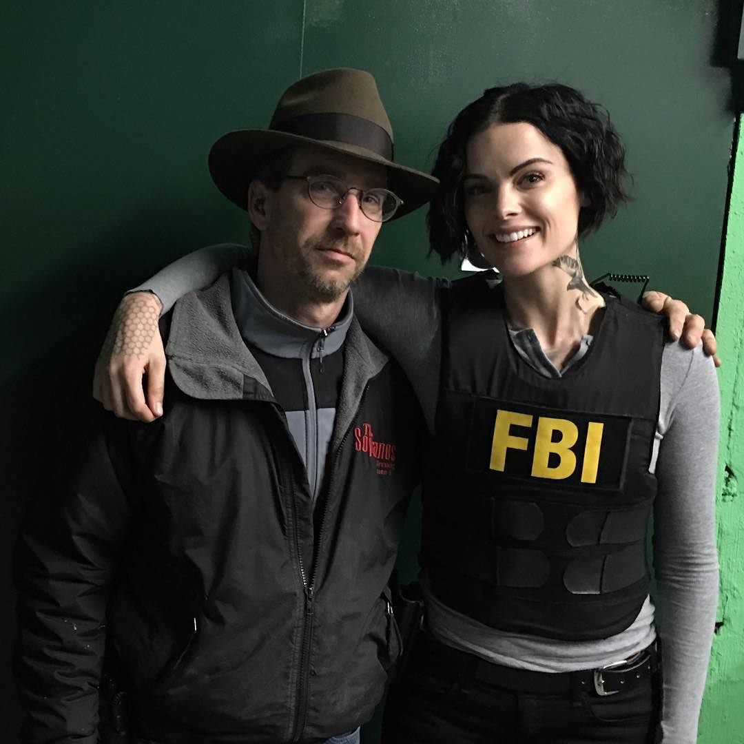 Hey Facebook! Join me in helping a fellow Blindspot crew member Eric with his battle against colon cancer. Please donate if you can. Link in bio  #BLINDSPOT