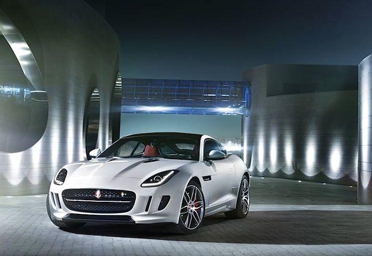 2015 Jaguar F Type R V8 Coupe Review Jaguar F Type New Jaguar F