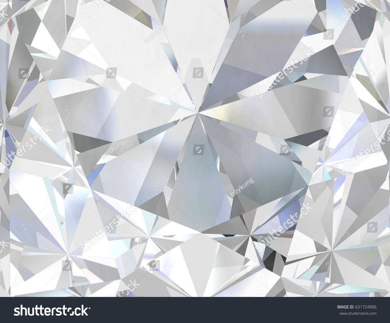 realistic diamond texture close