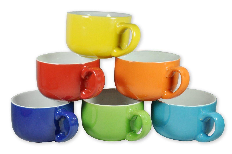 Large Coffee Mug Set