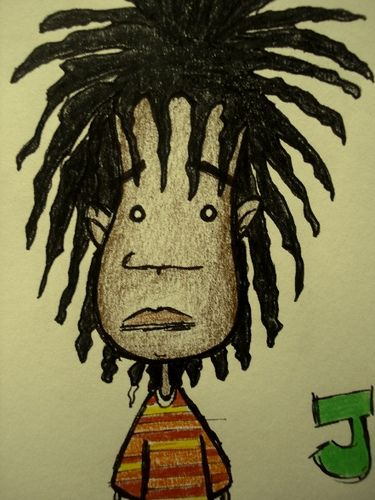 cartoon dreadlocks - Google Search