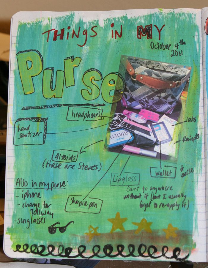 Art Journal Book Art Art Journal Art