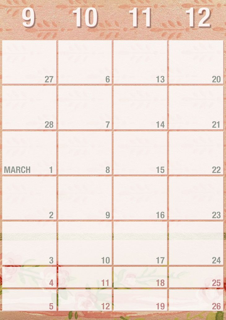 Calendar Sunday u2013 Weekly Wallpaper Planner 2017 Freebies - printable calendars