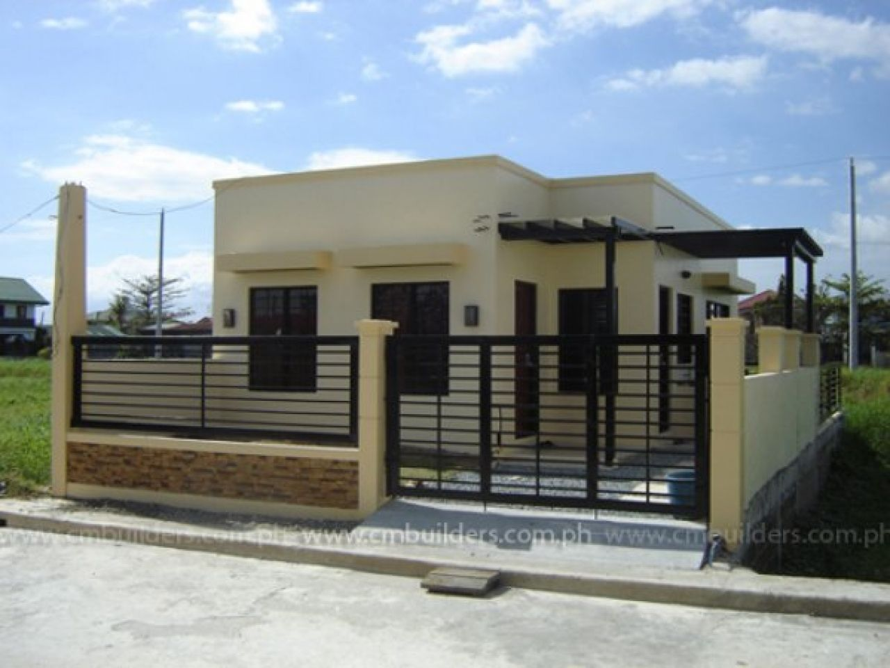 Latest House Design in Philippines Modern Bungalow House ...