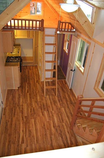 Work in Progress/New House | Molecule Tiny Homes