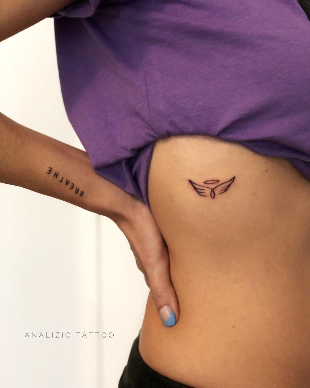 Tatuagem de asas: 65 desenhos para dar asas à imaginação