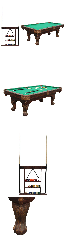 Billiards 21567 Sportcraft 7 5 Ball And Claw Billiard Pool Table