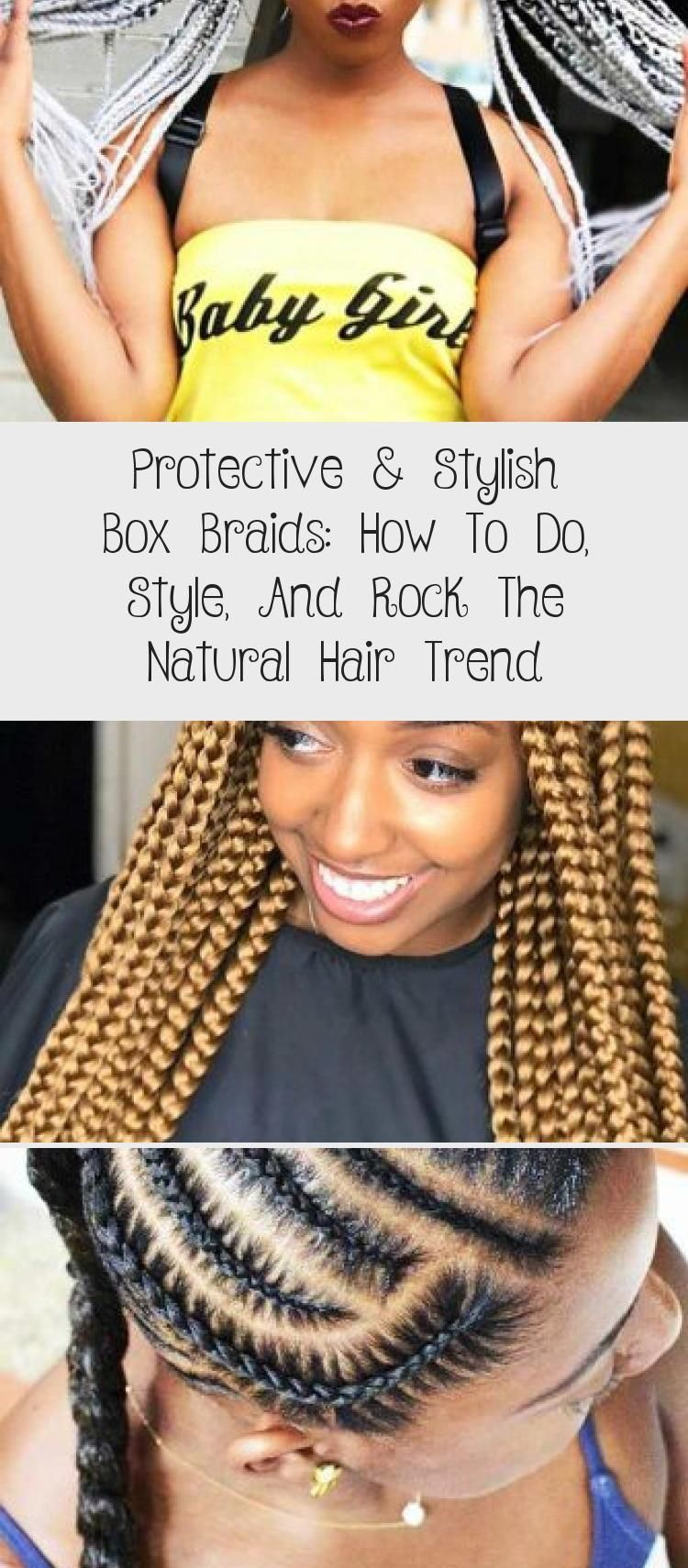 #braids #Ghana #Hairstyles #Latest #Pictures 51 Latest Ghana Braids Hairstyles with Pictures # latest ghana Braids 47 Best Big Box Braids Styles and Trends in 2019