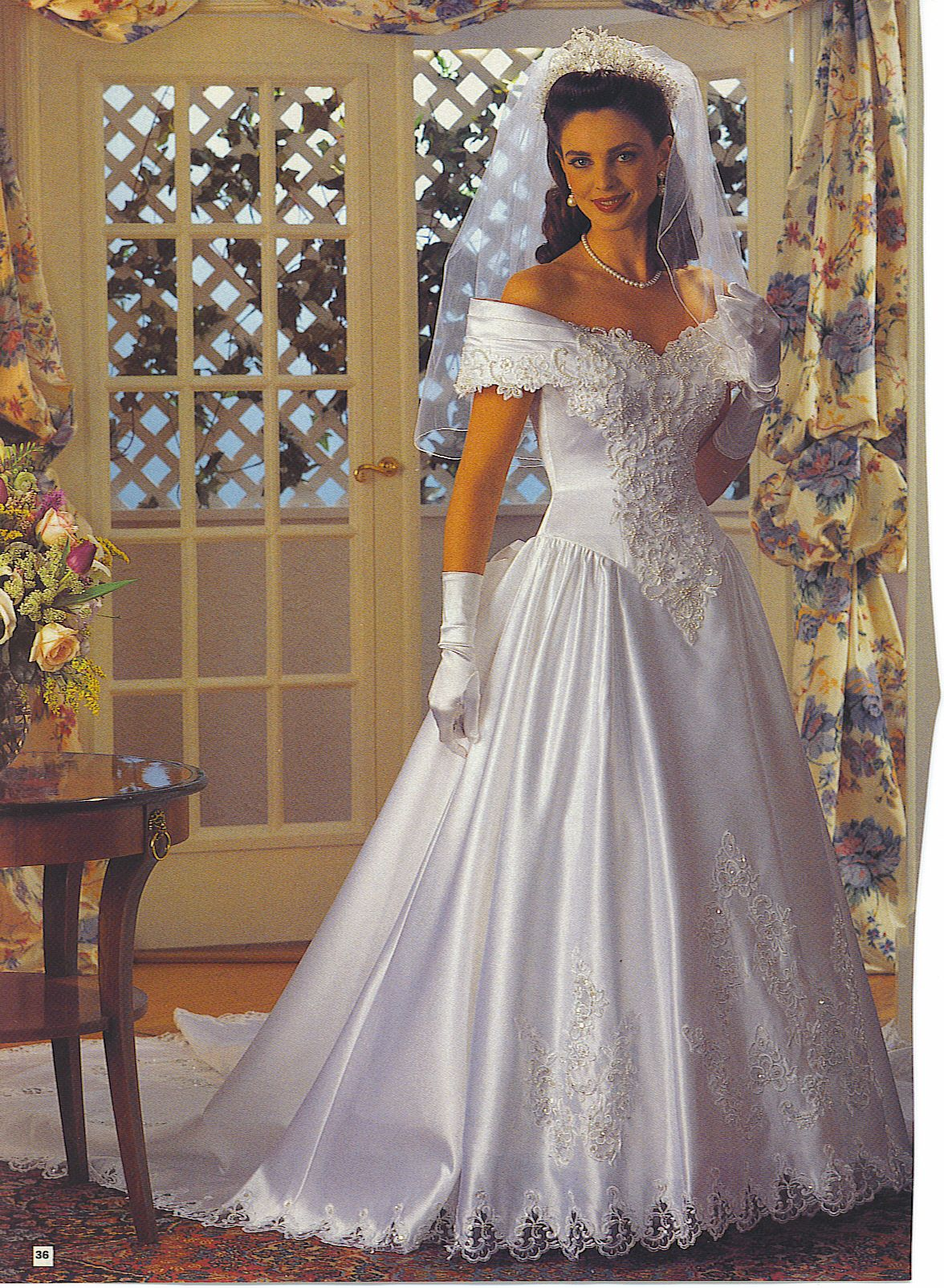 Adorable 1980 S Wedding Dress Maude And Hermione On Pinterest Wedding Dresses Wedding Dresses Satin Wedding Dresses 80s