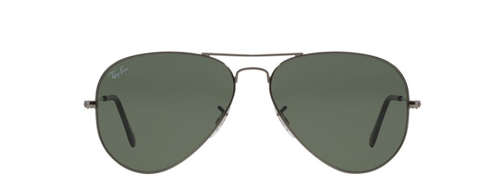 8bbb229fe7 Ray-Ban Aviator RB3025 W0879 in Gunmetal