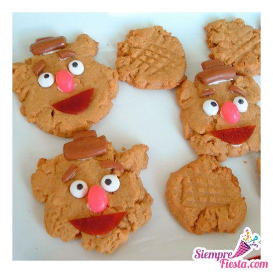 Ideas para fiesta de cumpleaños con los personajes de la película de los Muppets. Encuentra todos los artículos para tu fiesta en nuestra tienda en línea: http://www.siemprefiesta.com/fiestas-infantiles/ninos/articulos-los-muppets.html?limit=all&utm_source=Pinterest&utm_medium=Pin&utm_campaign=Muppets