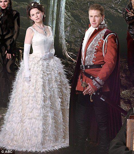 Ginnifer Goodwin Snow White Wedding | www.pixshark.com ...
