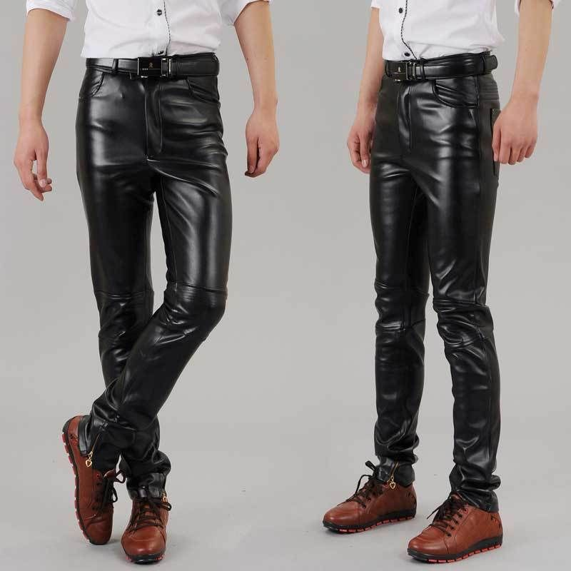 1000  images about Men&39s Leather Pant on Pinterest  Men&39s leather