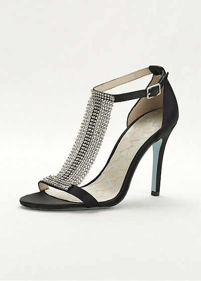 newest c5fd3 4b081 Bonitos zapatos de noche para fiesta elegantes