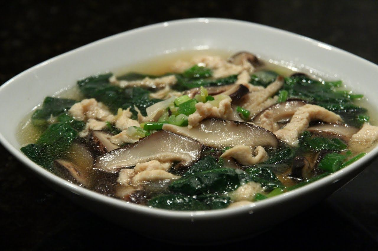Httpchinesehealthycooking happy new year everyone hope chicken and shiitake mushroom soup playlist forumfinder Image collections