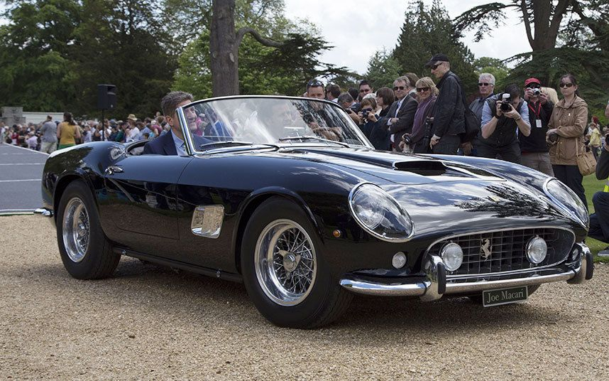 Wilton Classic and Supercar Show 2015: Day 1, in pictures ...