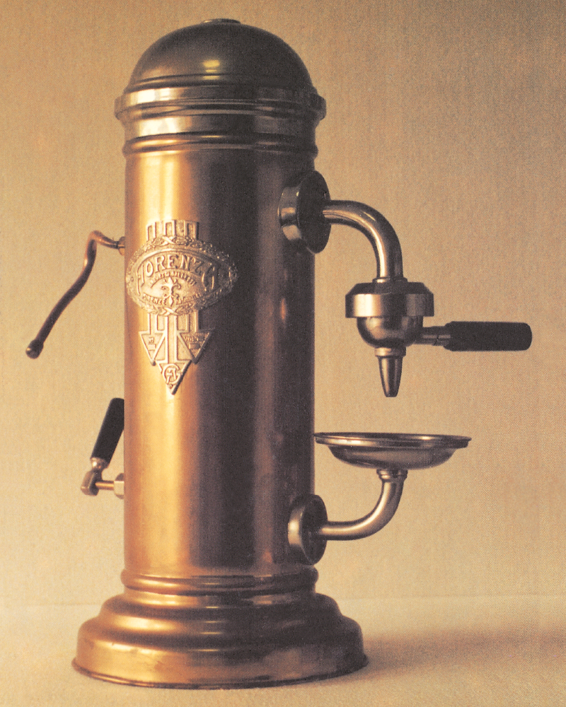 19271929 La Marzocco espresso machine (With images)