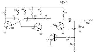 Wiring Diagram 6 Volt Generator To 12 Volt Alternator