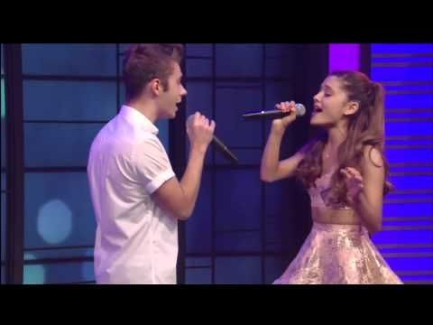 Ariana Grande Ft Nathan Sykes Almost Is Never Enough Live With
