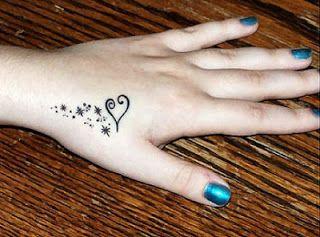 Tatuajes En La Mano Para Mujer Con Significado