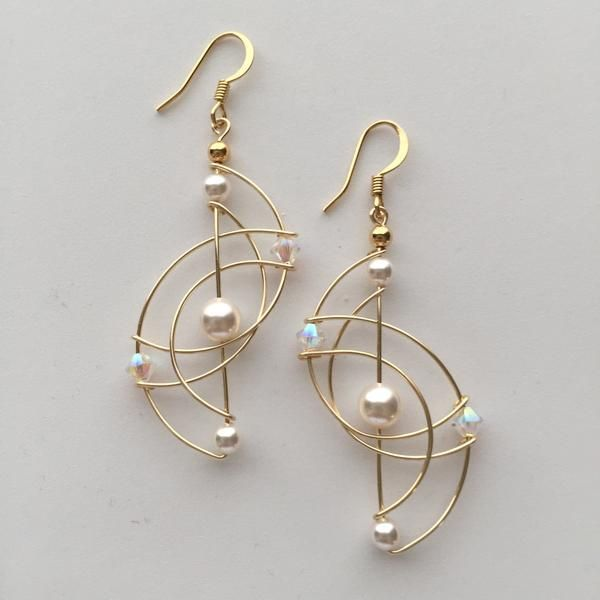 Photo of Seattle Style Earring