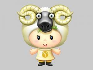 Babyhoroskop Widder: März bis April Zwillinge Baby, Widder, Tierkreiszeichen, Fotokunst, Sternzeichen, Stier, Lustige Bilder, Aquarell, Feltro