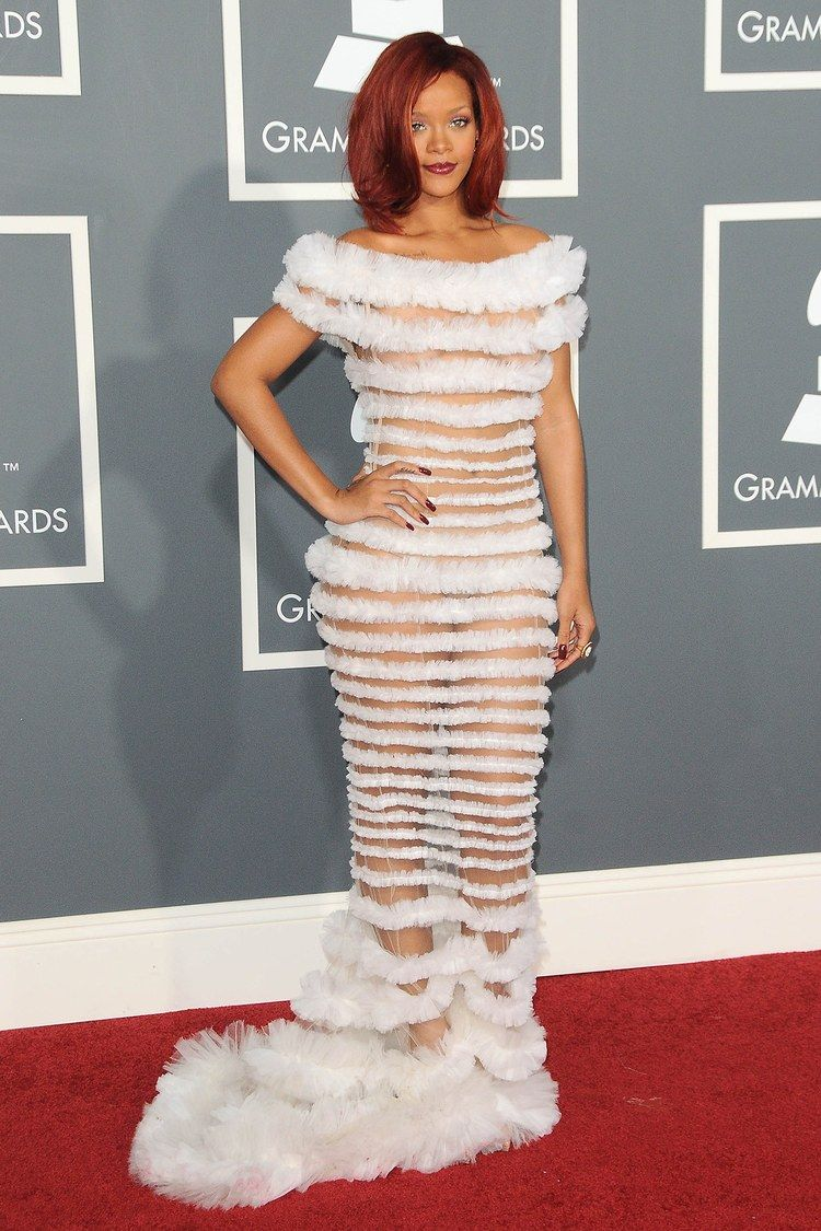Rihanna on the red carpet in 34 standout looks | Red ...