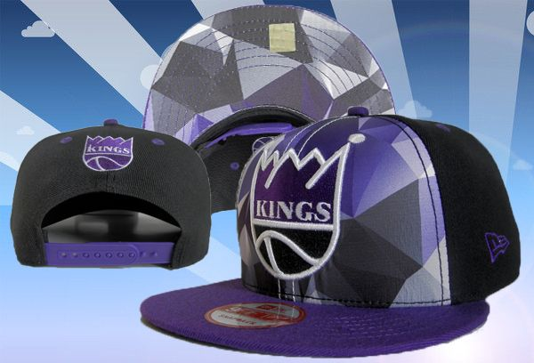 NBA Sacramento Kings Snapback Hats