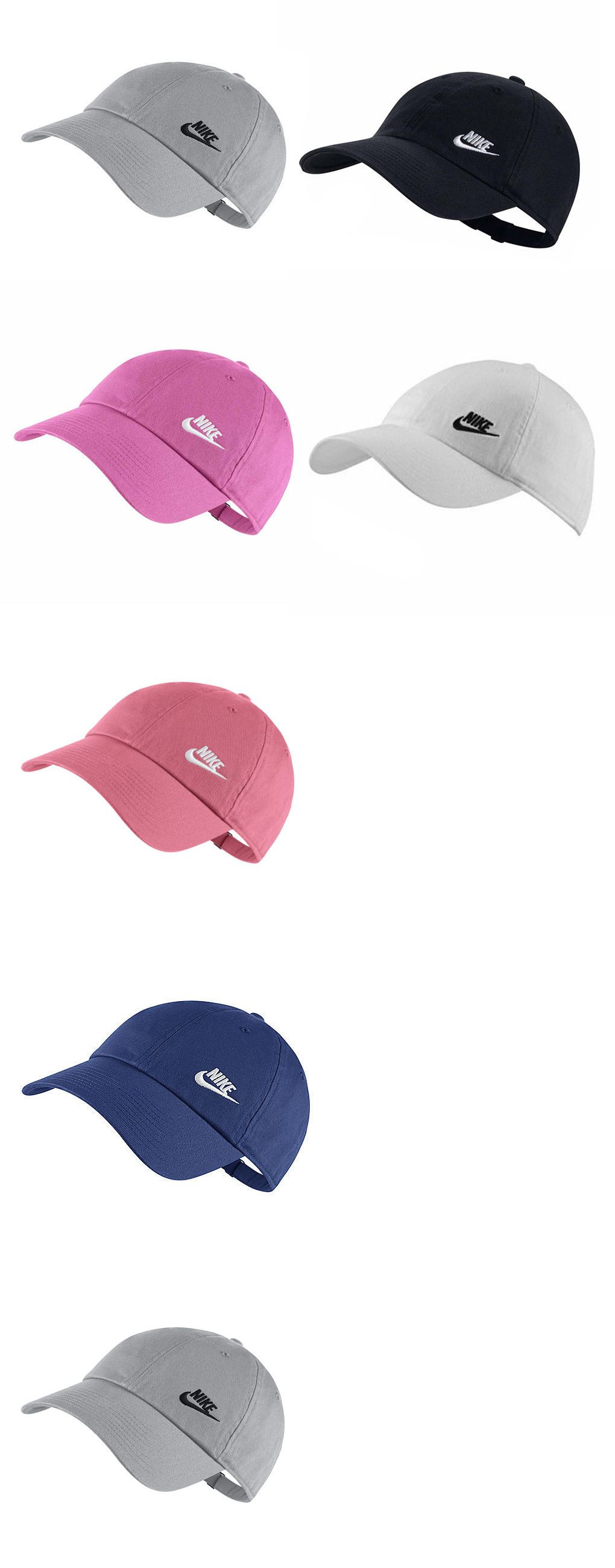 e0db0b85efe Hats 45230  Nike Heritage 86 Futura Women S Cap Hat New 6 Colors Adjustable  Classic H86 -  BUY IT NOW ONLY   22.99 on eBay!