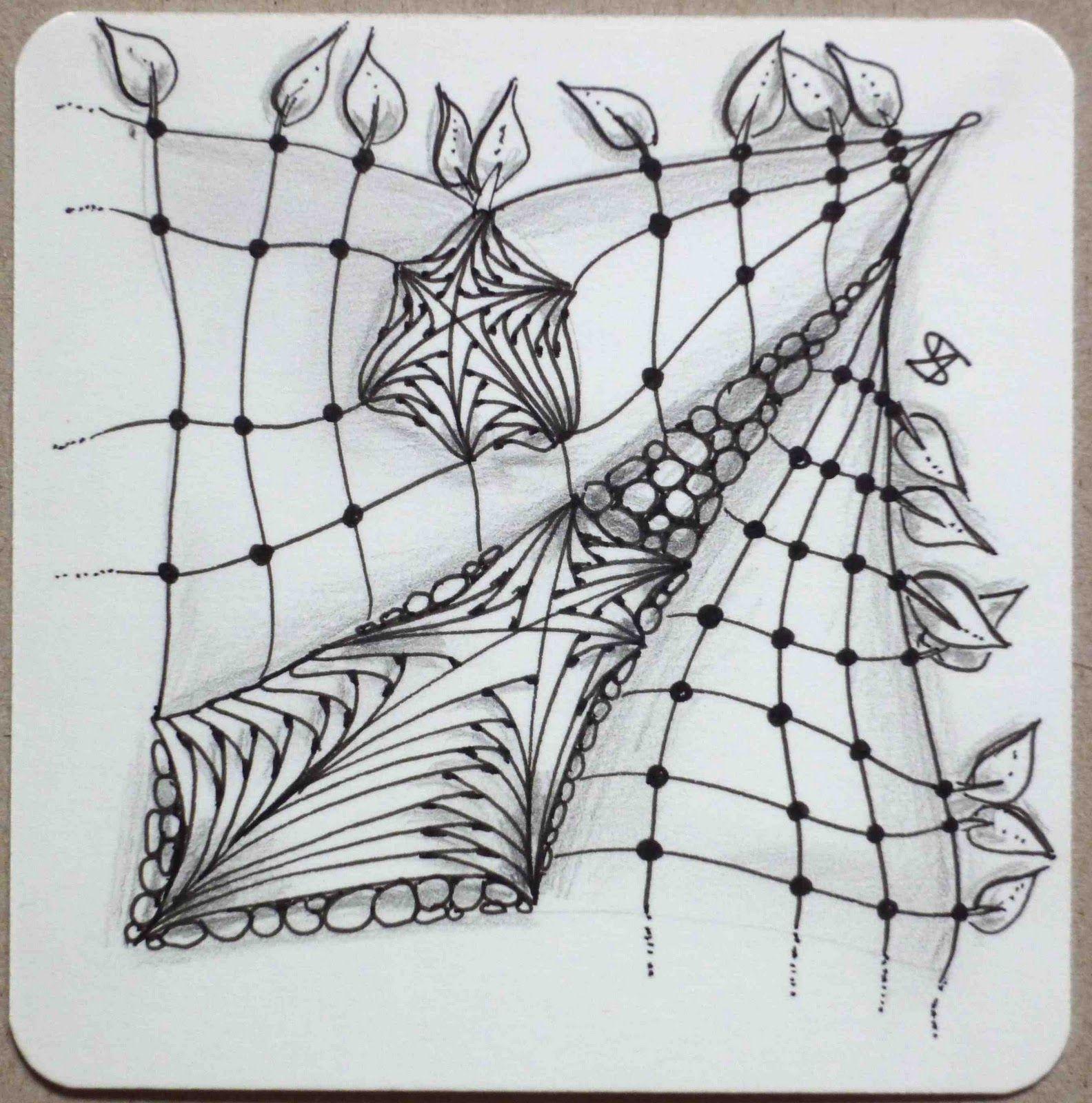 zendoodlewege  zentangle patterns doodles zentangles