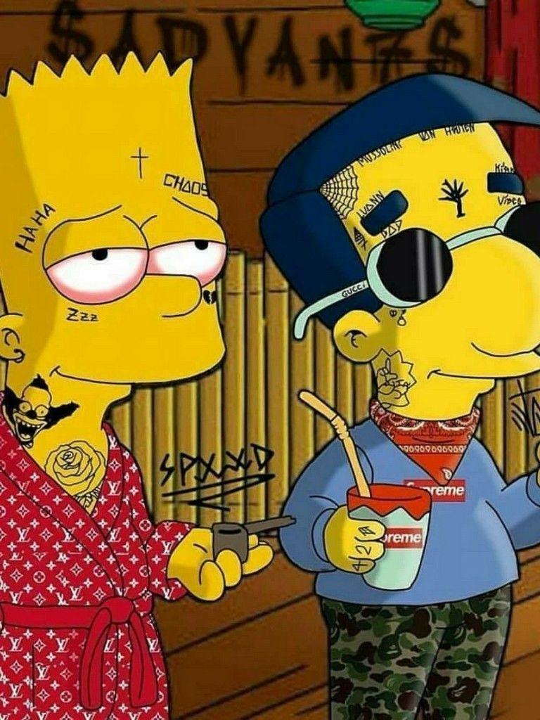 Homer Simpson Wallpaper Supreme Valoblogi Com