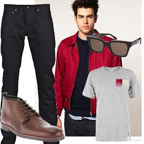 Autumn Casual | Men's Outfit | ASOS Fashion Finder