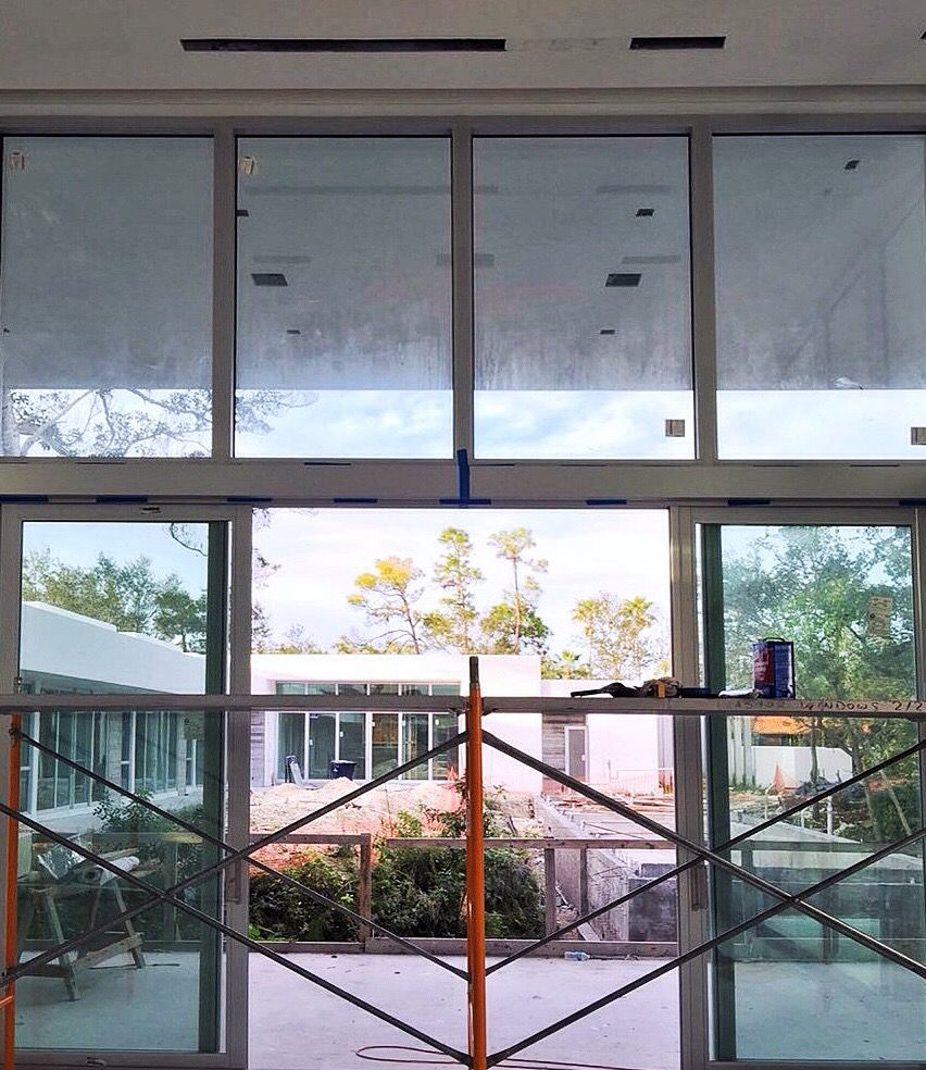 Installation Of Impact Resistant Windows And Doors In Miami Beach