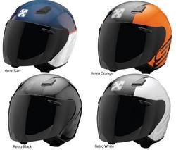 SPARX - FC-07 Graphics Helmets - love the white!