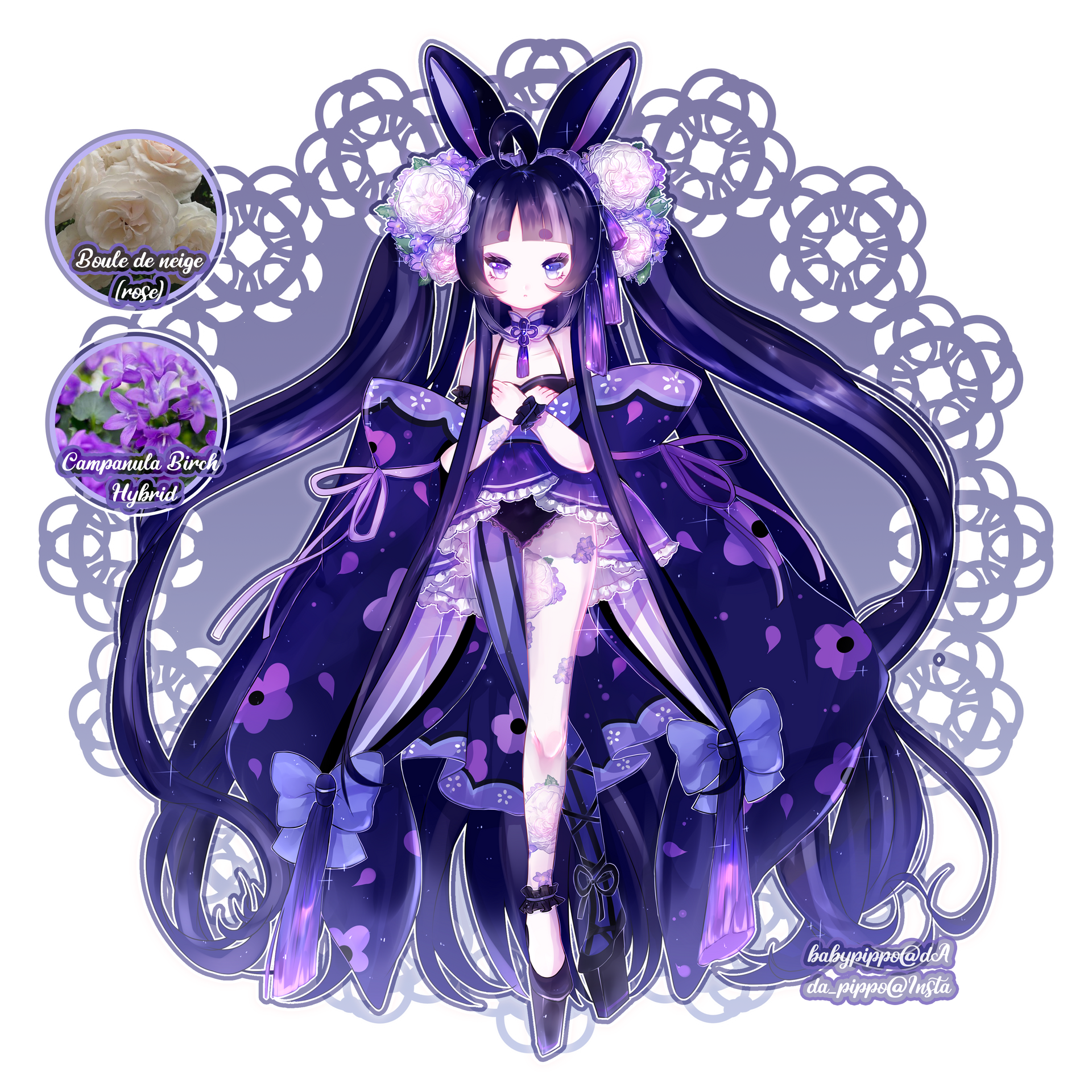 Photo of [SP] Black Star Sapphire Kittycorn [CLOSED] by BabyPippo on DeviantArt