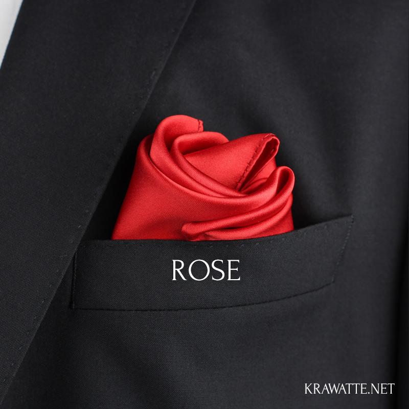 ein hauch romantik in der brusttasche die edle rosen faltung einstecktuch falten pinterest. Black Bedroom Furniture Sets. Home Design Ideas