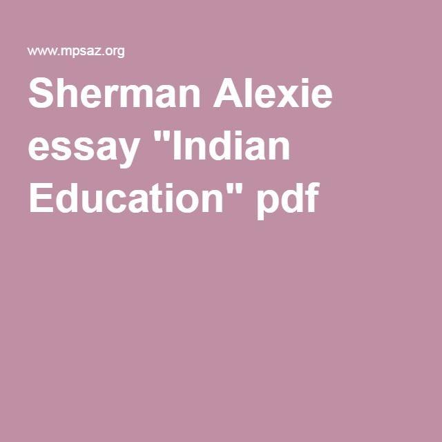 native essay