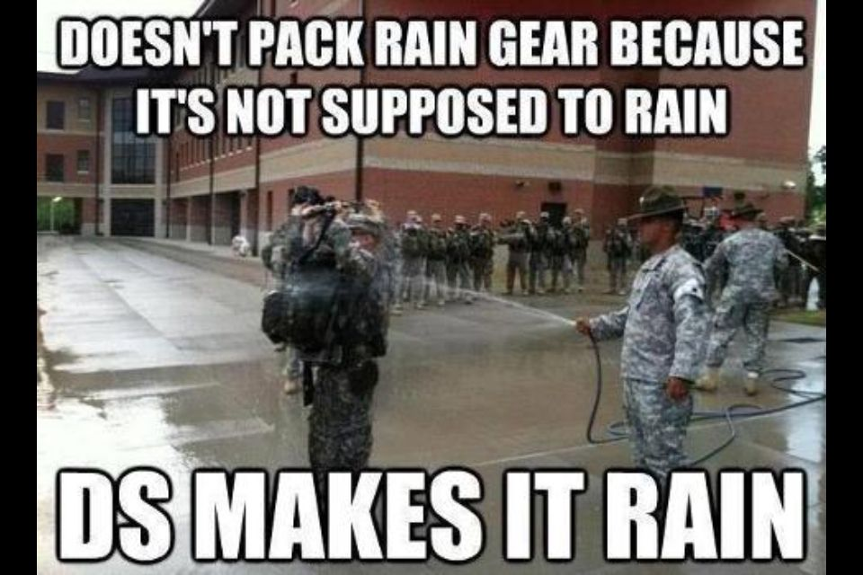 The 13 Funniest Military Memes Of The Week : Drill sarnt. military pinterest military military humour and