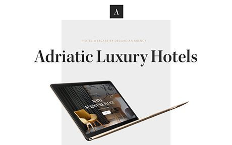 Responsive website for a collection of finest independent luxury hotels in Dubrovnik, Croatia.
