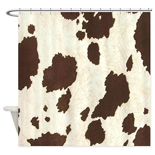 Cafepress Western Pillow 76 Decorative Fabric Shower