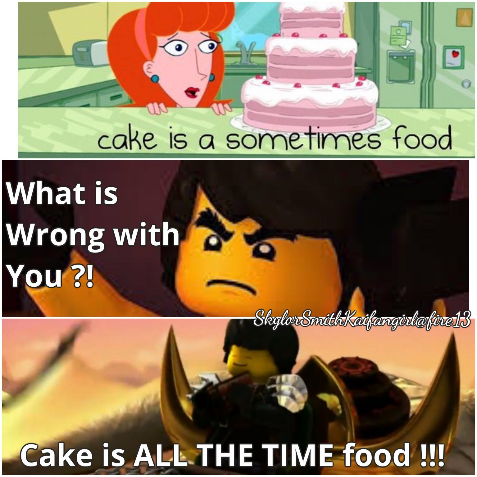 All The Time Food Lego Ninjago Movie Ninjago Memes Lego Ninjago