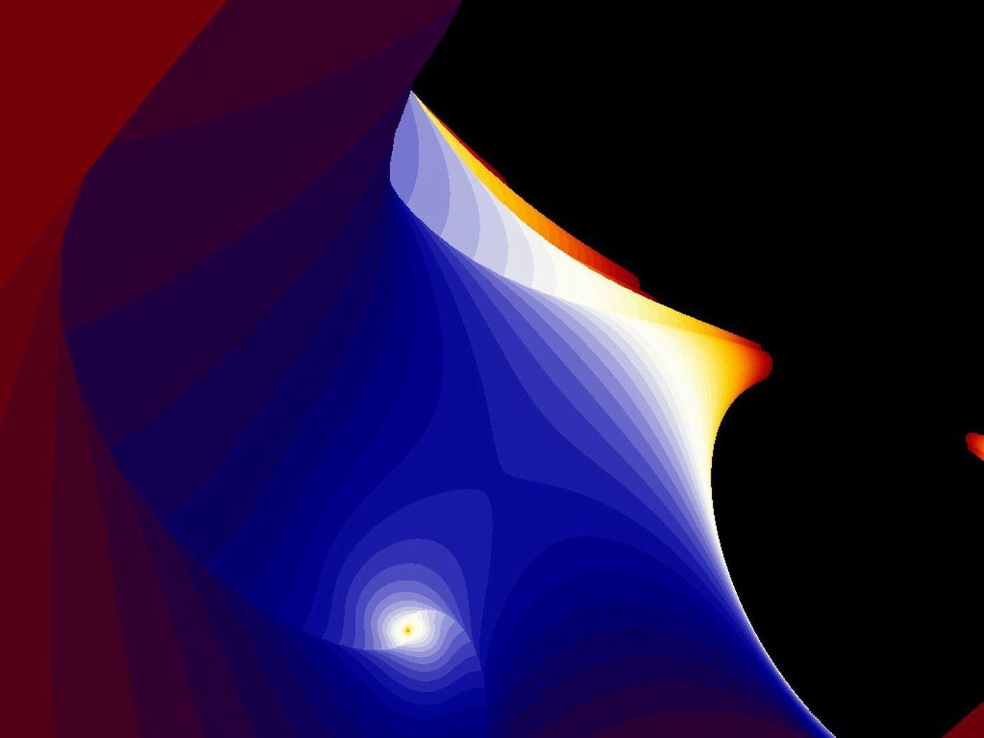Arabesques, spirales et fractales