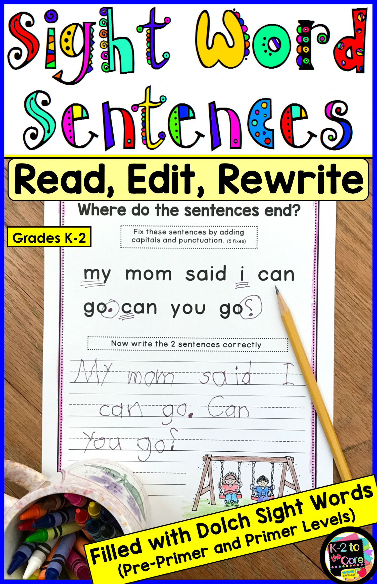 Provide Your Beginning Emergent Readers And Writers In
