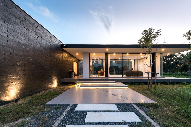 Villa Sterk by Inbo (9) | +interior | Pinterest | White flooring ...
