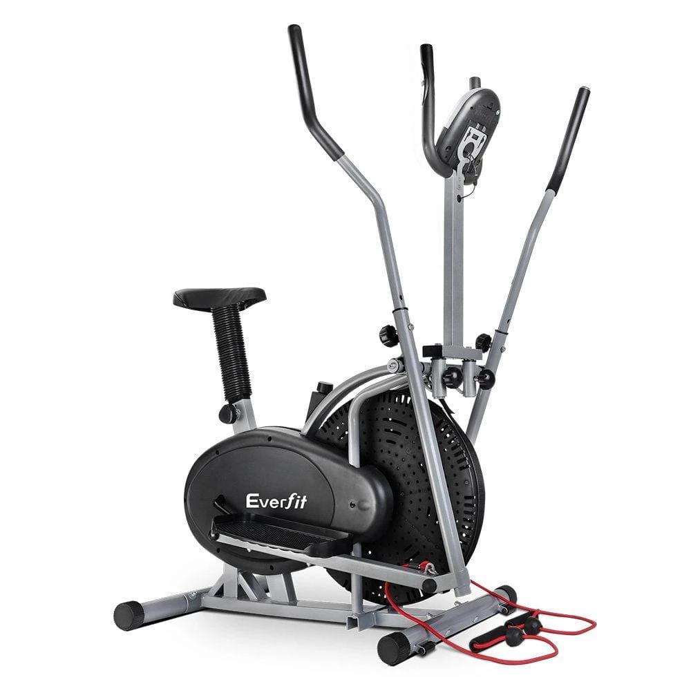 Everfit 5in1 Elliptical Cross Trainer Exercise Bike Bicycle