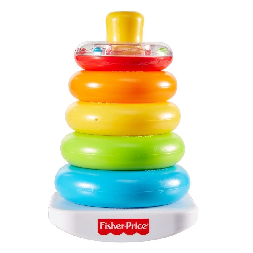 Fisher-Price® Brilliant Basics Rock-A-Stack