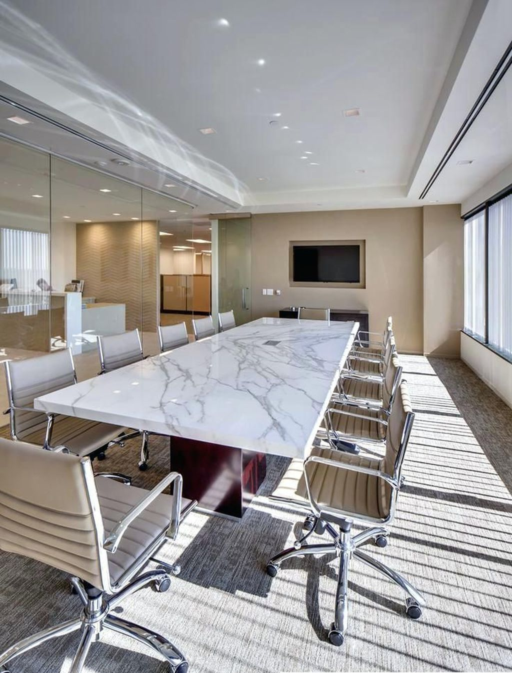 Modern Office Design Ideas With Elegant Accent Conference Room Design Modern Office Design Office Design Inspiration